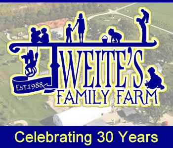 Tweite's Family Farm - Corn Maze, Pumpkin Patch, Games, Activities, Fall Fun, Treats and more!